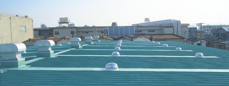 災害に強い施設作りと自家発電比率の向上に貢献します。