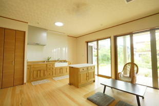 お部屋別の設置事例のイメージ