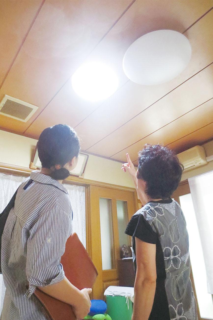 太陽光照明システム・スカイライトチューブ 新潟
